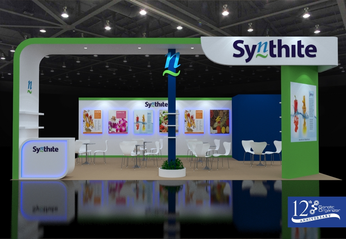 booth synthase by genetic organizer